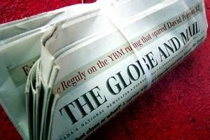 Un de + / Canada : le site Web du journal The Globe and Mail devient payant | MédiaZz | Scoop.it