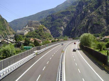 Barriere antirumore sull'A5, inizio dei lavori in autunno - AostaSera   Acustica   Scoop.it