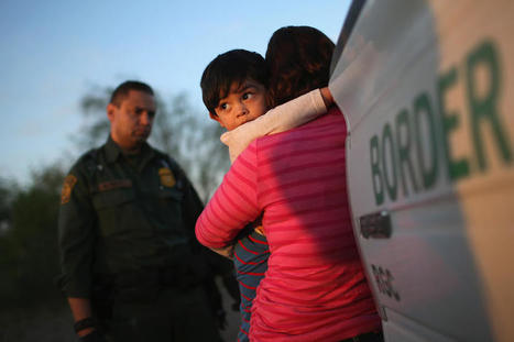 Border Patrol's use-of-force stats say nothing about immigrant deaths   Police Problems and Policy   Scoop.it