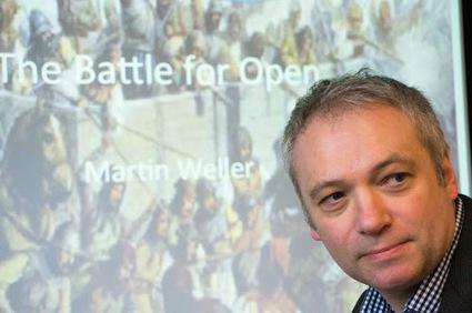 10Q: Martin Weller - the battle for open   Pedagogia Infomacional   Scoop.it