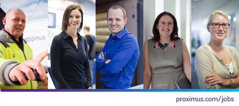 Proximus recrute plus de 200 nouveaux collaborateurs au cours du 1er semestre | Dynamic Ad Insertion & linear TV | Scoop.it