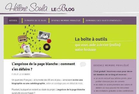 Blog du jour (93) : Hélène SOULA, Le Blog | CGMA Généalogie | Scoop.it