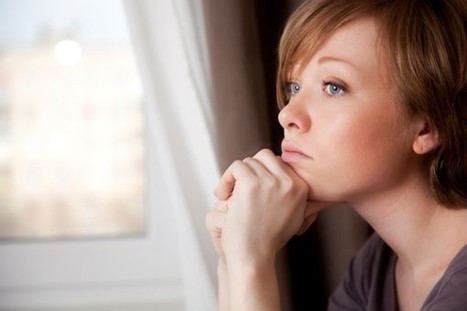 Dépression : une nouvelle voie thérapeutique ? | Seniors | Scoop.it