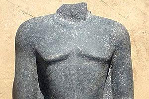 Kopflose Pharaonenstatue entdeckt | Schach in Austria | Scoop.it