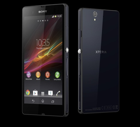 Amateur Techie: Sony Xperia Z | Smartphone madness. | Scoop.it