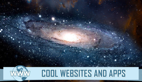 5 Fascinating Sites for Seeing and Exploring the Universe | AshleyTeacherPages | Scoop.it