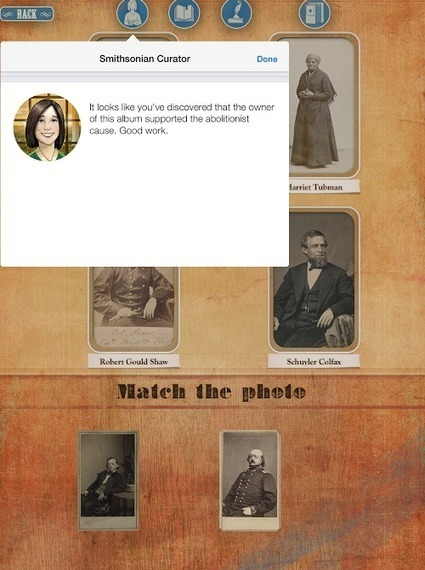 Ripped Apart - An iPad App About the Civil War | HCS Learning Commons Newsletter | Scoop.it