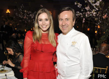 Grand Chefs Dinner By Relais & Chateaux: Elizabeth Olsen, Greta Gerwig, Daniel Boulud | New York City Chronicles | Scoop.it