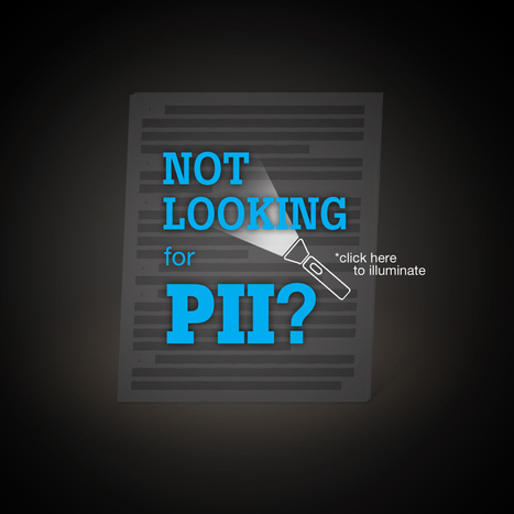 Protecting PII in Ediscovery Infographic   Ediscovery.com   Litigation Support Project Management   Scoop.it