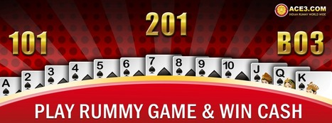 rummy games | 13 Card Indian Rummy | Scoop.it