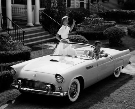 WOT's Top 13 Patriotic Parade Cars Part 2 - MotorTrend Magazine   1950's   Scoop.it