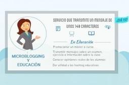Microblogging y Educación, un nuevo camino para la enseñanza | Blog de educación | SMConectados | Educación prohibida | Scoop.it