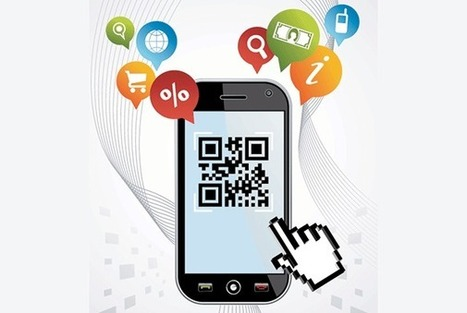 Are QR Codes Right for Your Small Business? | Marketing Mojo for Small Business | QR Code Marketing | Scoop.it