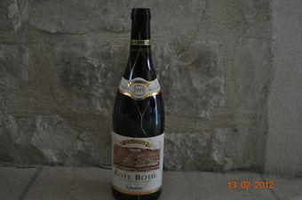 1995 Cote Rotie La Mouline (E. Guigal) | oenologie en pays viennois | Scoop.it