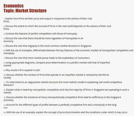 Singapore Tuition Agency | JC Economics Tuition Centre | Scoop.it