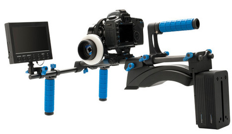 10 Essential Accessories For Shooting Video With Your DSLR | film photography transmedia innovation | Scoop.it