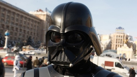 How a Darth Vader selfie showed the worst side of social media - Mashable | Social Media Marketing Strategies | Scoop.it