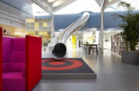 I 10 uffici dove vorresti lavorare | future | Scoop.it