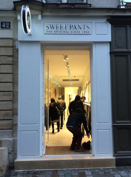 Sweet Pants valide son potentiel retail   Retail Intelligence®   Scoop.it