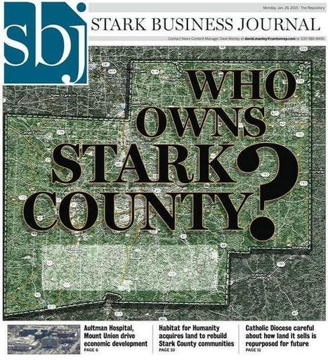 Who owns Stark County? We all own a little piece of it - Massillon Independent | Heath Detweiler | Scoop.it