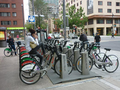 Shareable: The Top 5 Recent Developments in Bikesharing | Urban mobility... | Scoop.it