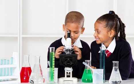 4 Ways to Get Black Kids Excited About STEM | Life Science and Your Classroom | Scoop.it