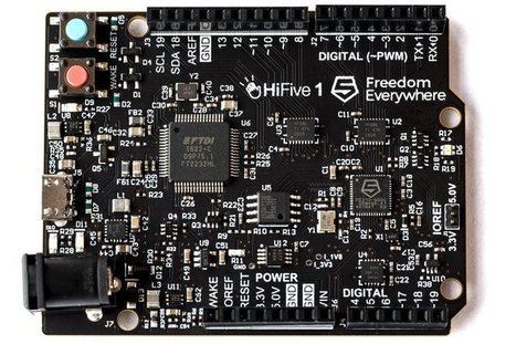 Will RISC-V Rescue the Internet of Things? | Raspberry Pi | Scoop.it