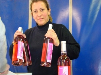 Passion de femme, dans la Drôme « Le journal du vin – l'Information du vin sur Internet est sur www.lejournalduvin.com   Le meilleur des blogs sur le vin - Un community manager visite le monde du vin. www.jacques-tang.fr   Scoop.it