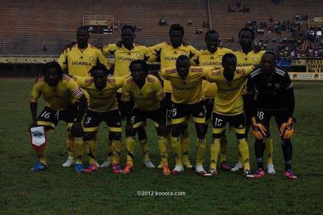 Egypt Vs Uganda international friendly match 14/8/2013   دريم بوكس   Scoop.it