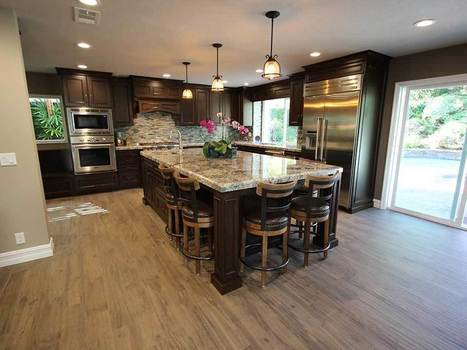 A Luxurious Traditional Design and Remodel in Laguna Hills Orange County | kitchen remodeling orange county | Scoop.it