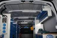 FURGONE ALLESTITO PER MANUTENZIONE MULETTI | allestimento furgoni | Scoop.it
