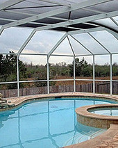 Screened pool enclosures in Clearwater | kitchen remodeling company Tampa FL | Scoop.it