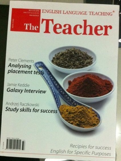 Writing for ELT magazines | English Language Teaching | Scoop.it