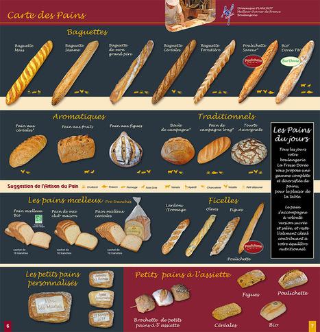 Activité FLE : connaissez-vous les pains français ?   Activités FLE et Conseils professeurs de FLE   Scoop.it