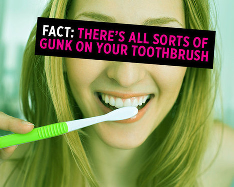 Why You Really, Really Need to Swap Out Your Toothbrush More Often | Women's Health | CALS in the News | Scoop.it