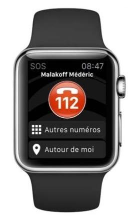 Malakoff Médéric lance son application sur l'Apple Watch - Buzz-esanté | Buzz e-sante | Scoop.it