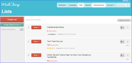 Product Review: Email Marketing with MailChimp ... | CurationEd | Scoop.it
