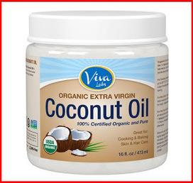 Viva Labs Coconut Oil 16 Ounce - The Finest Organic Extra Virgin ~ badbreathvideo.com | Bad breath | Scoop.it