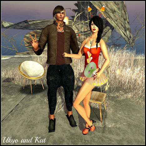 Freebies and cheapies in SL: Friends or more? Amis ou davantage ? | Freebies and cheapies in second life. | Scoop.it