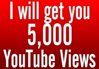 I will Provide you 5000 Organic YouTube Views from Facebook on your Youtube video in 24 hours for $4 : farhan511 - Fourerr.com   The $4 Online Marketplace   Fourerr Recommended Gigs   Scoop.it