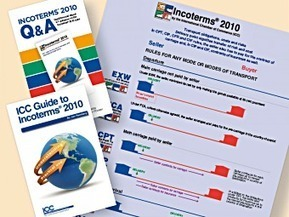 The new Incoterms® 2010 rules | ICC - International Chamber of Commerce | INCOTERMS | Scoop.it