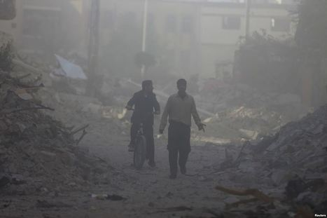 Syria Rebels Bomb Government Building, Kill 31 | syria-freedom | Scoop.it
