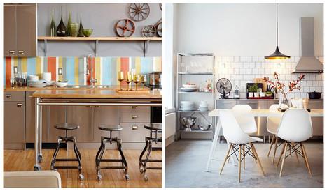 30 Cool Industrial Design Kitchens - Architecture Art Designs | Kitchens | Scoop.it