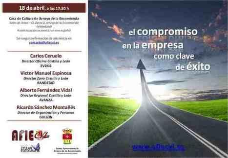 El compromiso en la empresa como clave de éxito - Castilla y León PRO | Eventos CyL | Scoop.it