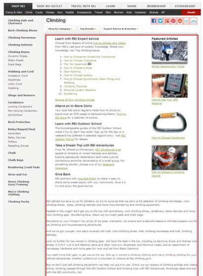 3 Ninja Ways To Boost Your Category Page SEO   Tecniche per la visibilità online   Scoop.it
