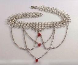 Jewellery author. - Arts and Craft   Handicrafts   Scoop.it