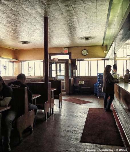 Awakenings: The All-American Diner | Traveling Through Time | Scoop.it