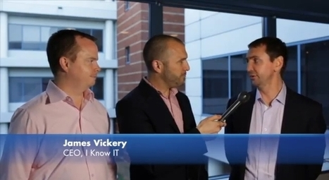James Vickery on IT | Tech @ Work 2013 ANZ | Scoop.it