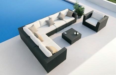 Un salon de jardin lounge pour cet été ! | décoration & déco | Scoop.it