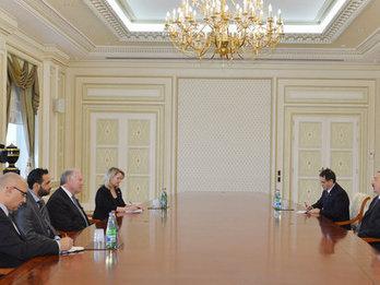 Azerbaijani President receives British MP, Prime Minister's Trade Envoy to ... - Trend.az | Central Asia | Scoop.it